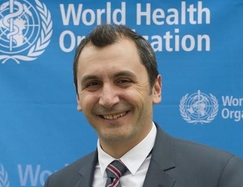 Доц. д-р Михаил Околийски