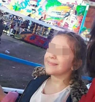 7-годишната Дамла била слънчево дете. СНИМКА: Фейсбук