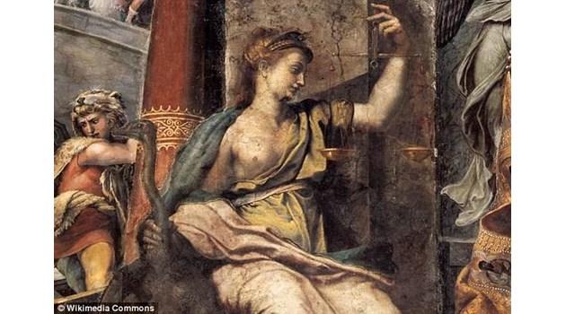 Новооткрити фрески на Рафаело разгадаха 500-годишна мистерия