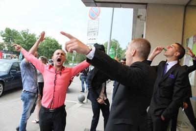 В София сух режим само около изборните  секции в деня за размисъл и на 26-и