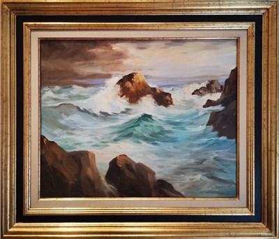 """Картини, включени в експозицията """"Летни акценти"""" в галерия """"Нюанс"""""""