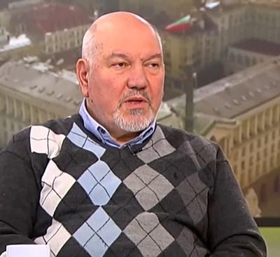Александър Маринов Кадър: Нова тв