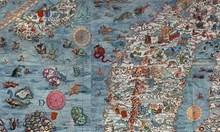 Морските чудовища на старите карти - легенда или действителност?