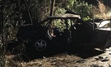 Четиримата пътници нямали шанс в избухналата кола-ковчег на Хаинбоаз (Снимки)