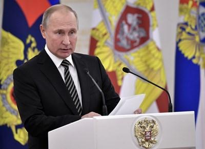 Владимир Путин Снимки: Ройтерс
