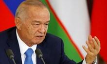 Битка за трона на Узбекистан
