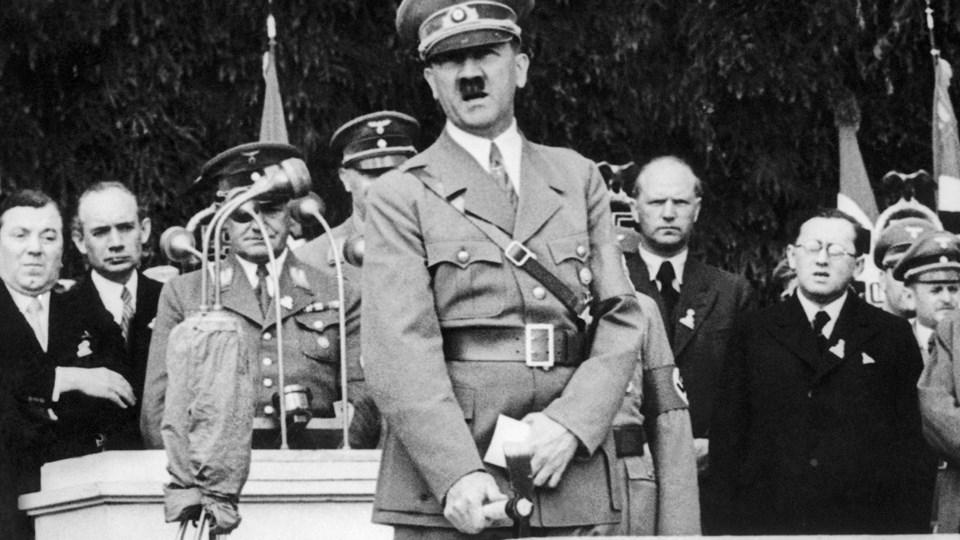 Хитлер пробва да убие с капка тиф най-големия си враг в партията ...