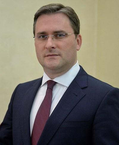 Никола Селакович, министър на външните работи на Сърбия