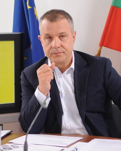 Генералният директор на БНТ Емил Кошлуков