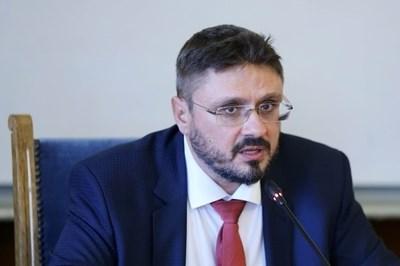Генералният директор на БТА Кирил Вълчев