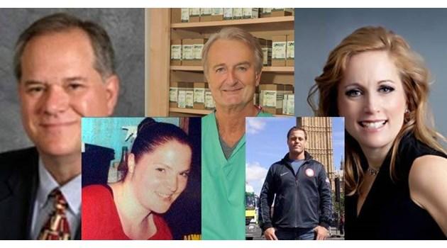 11 лекари с пробиви срещу рака убити и отвлечени