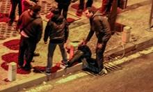 Виж как граждани задържат пиян до козирката шофьор, блъснал 2 коли в София! (ВИДЕО)