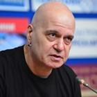 Слави Трифонов ще агитира от собствената си телевизия.