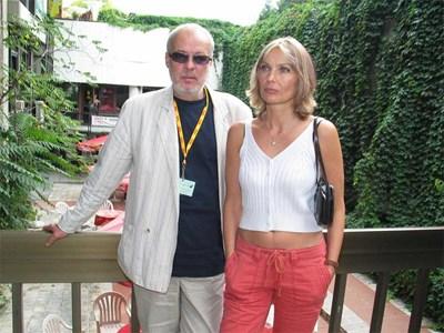 В най-много филми Ваня се е снимала с Иван Иванов