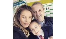 Емилия и Коко Динев се разделят 9 месеца след раждането на второто им дете