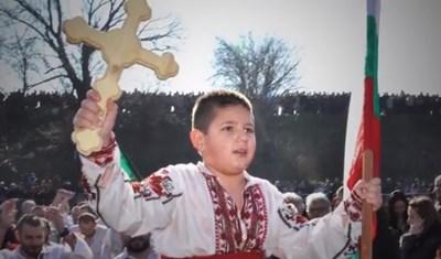 Достойните българи 2017: Кристиян Иванов от Харманли. На 8 години (Видео)
