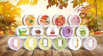 Крем-бутери за тяло с подхранващи масла осигуряват комфорт на кожата през есента