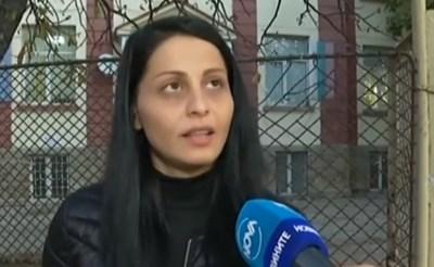Майката на пострадалото момиче Кадър: Нова телевизия