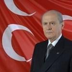 Лидерът на турската партия на Националистическото действие Девлет Бахчели СНИМКА: Ройтерс