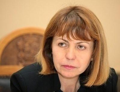 Йорданка Фандъкова СНИМКА: Архив