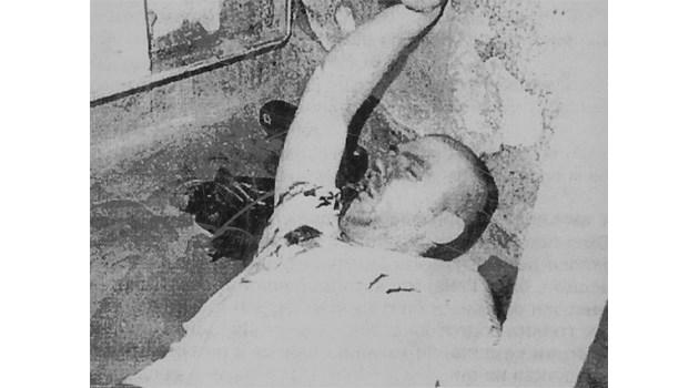 На днешния ден през 1977 г. ДС преби до смърт баща ми Георги Заркин в затвора в Пазарджик