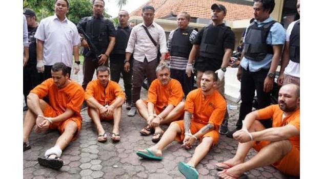 В Бали, в затвора, ще попаднат на хора!