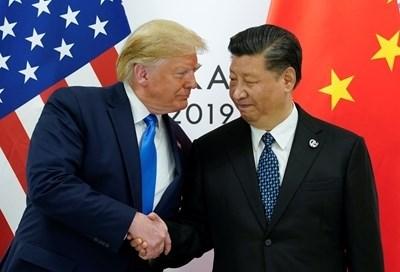 Си Цзинпин и Доналд Тръмп Снимка: Ройтерс