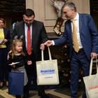 94 деца на загинали и пострадали полицаи ще получат подаръци от Технополис и Практикер