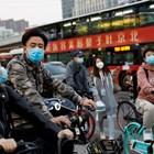 Кадър от Пекин, Китай Снимка: Ройтерс