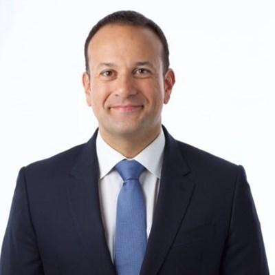 Лио Варадкар - синът на имигрант, станал най-младият ирландски премиер. СНИМКА: Туитър