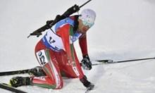 Владо Илиев 29-и в дисциплината, която го направи №1 на България, 12-и е на бягане