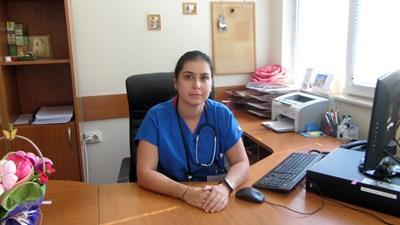 """Д-р Елена Златарева, Клиника по нервни болести за двигателни нарушения, МБАЛНП """"Св. Наум"""""""