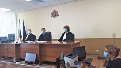 Съдебният състав