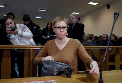 Марина Золотова СНИМКА: Ройтерс
