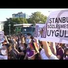 Туркини протестираха срещу плановете страната да излезе от Истанбулската конвенция (Видео)