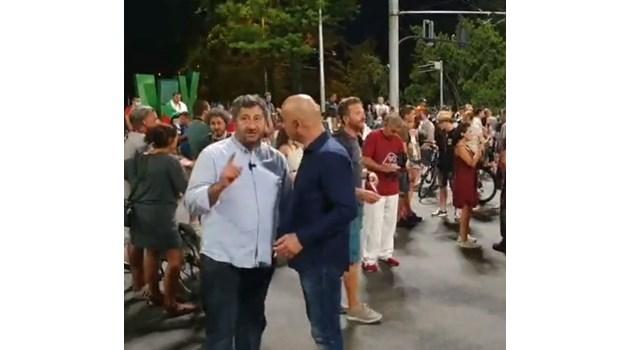 Христо Иванов, Маджо и тишина за бъдещия премиер, защото има запис (видео)