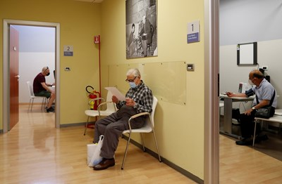 Клиника в Рим СНИМКА: Ройтерс
