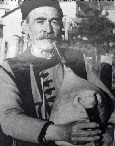 Гайдарят Михаил Киряков