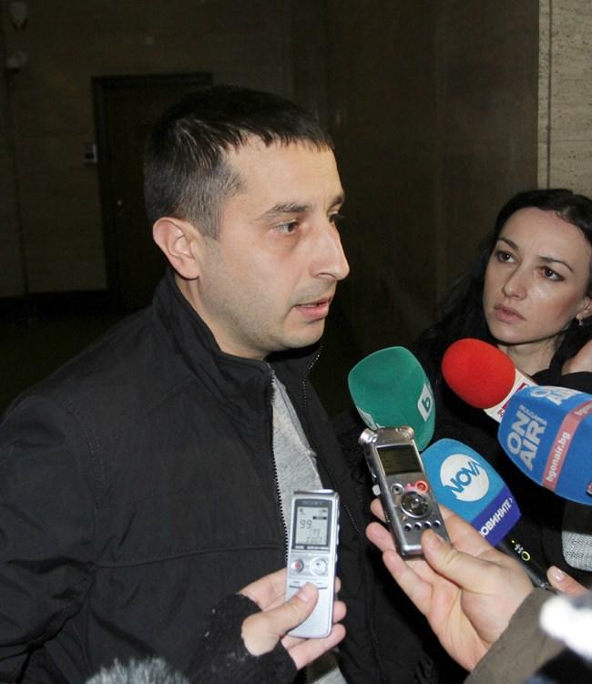 Румен Димитров, баща на Никол