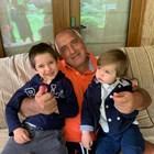 Бойко Борисов поздрави внука си Иван, става на 2 годинки