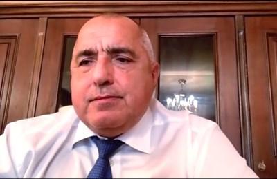 Премиерът Бойко Борисов продължава да е болен от COVID-19.