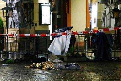 5 станаха загиналите в Трир, нападателят бил под въздействието на алкохола СНИМКА: Ройтерс