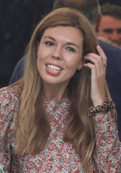 Кери Саймъндс СНИМКА: РОЙТЕРС