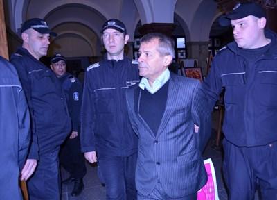 Искът на Комисията срещу Георги Вълев, който лежи в затвора, е за над 3,5 млн.лв.