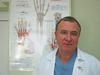 Доц. Людмил Симеонов СНИМКА: Любомира Николаева
