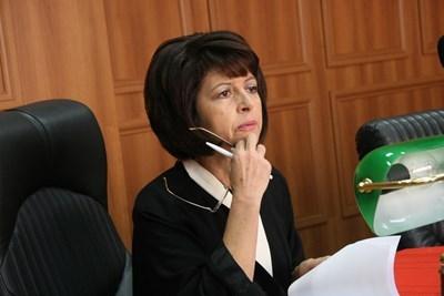 Съдия Елена Захова