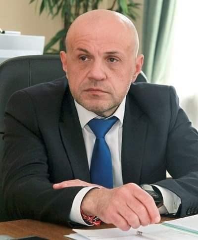 Заместник министър-председателят Томислав Дончев