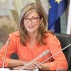 Вицепремиерът и министър на външните работи Екатерина Захариева СНИМКА: Архив