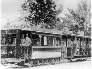 """Резултат с изображение за """"първият трамвай."""""""