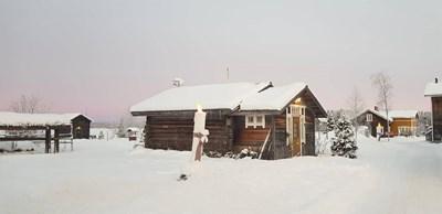 Селцето на Дядо Коледа в столицата на Лапландия